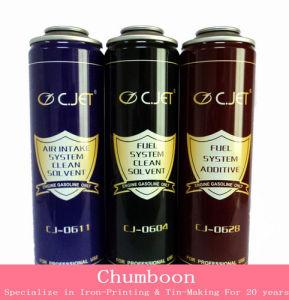 Clean Solvent Aerosol Tin Cans