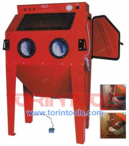 Vertical Sandblast Cabinet (TRG4222-R) pictures & photos