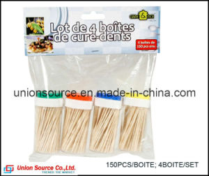 Toothpicks,Bamboo Sticks,Wooden Stick (31833B) pictures & photos