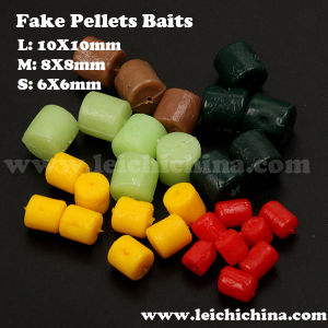 Popular Carp Fishing Fake Pellets Baits pictures & photos