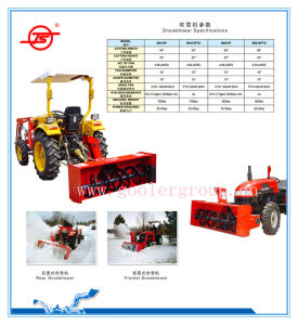 Tractor Snow Blower with CE pictures & photos