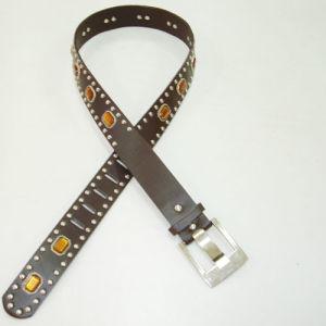 Fashion Lady PU Waist Belt (JYB-29173) pictures & photos