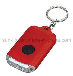 3 LED Solar Keychain (SL-093KC-A)