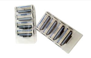 Man Shaving Razor Blades for Gillette Mach 3 4pk pictures & photos