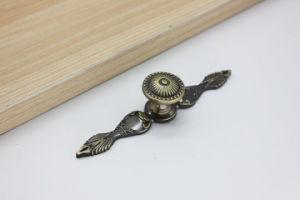 antique door handle