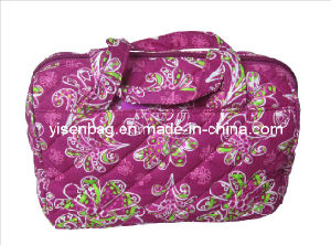Lady′s Quilting Cooler Bag (YSCLB03-017) pictures & photos