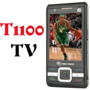 Dual SIM Card Dual Standby TV Mobile Phone (T1100)