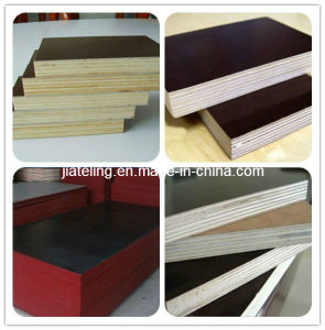 Construction Plywood (1220X2440) , Film Faced Plywood pictures & photos