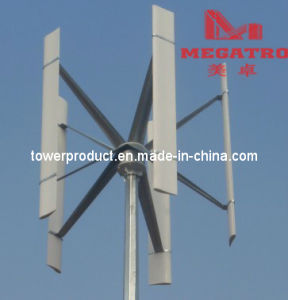 Vertical Axis Wind Turbine/Wind Generator-1kw (MG-V1KW) pictures & photos