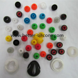 Disposal Silicone Ear Muffs Hearing Protection pictures & photos