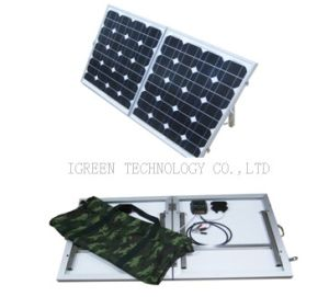 Foldable Solar Panel