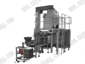 Automatic Bag Feeding /Bag Filling Machine (GFCK25) pictures & photos