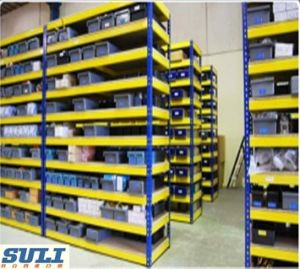 Longspan Steel Shelving for Cold Storage pictures & photos