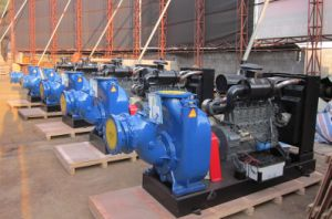 T-10 Self-priming Centrifugal Water Pump pictures & photos