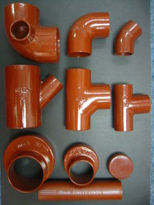 Cast Iron Pipe Fittings for Water Drainage pictures & photos