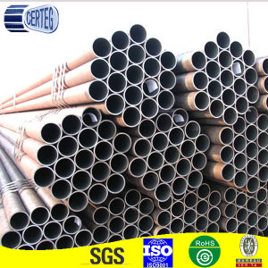 ASTM A53b Round Carbon Steel Welded Steel Pipe pictures & photos