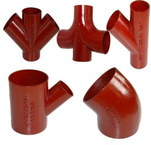 Grey Cast Iron Pipe Fittings by China Manufacturer pictures & photos