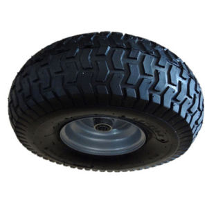 15*5.00-6 Pneumatic Rubber Wheel / Replacement Wheels