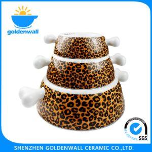 Unique 250ml /750ml /1750ml Storage Porcelain Dog Bowl pictures & photos