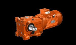 Bevel Helical Gearbox (KC37-167 items)
