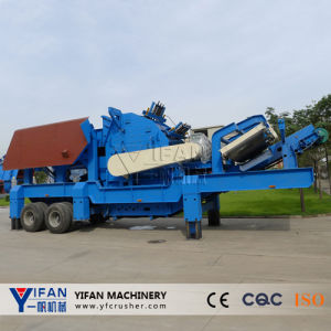 Good Performance and Low Price Mobile Crusher Equipment pictures & photos