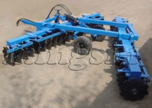 "1bz ""V"" Shaped Series Heavy-Duty Disc Harrow (1BZ-4.4) pictures & photos"