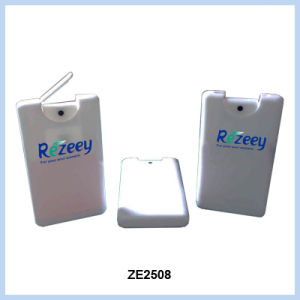 Card Hand Sanitizer Spray (Ze2508) pictures & photos