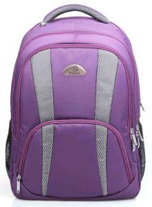 Purplr Castle Sport Backpack Laptop Bag Shool Bags (SB6333) pictures & photos