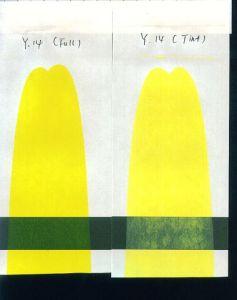 Pigment Yellow (P. Y. 14)