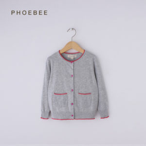 Phoebee Clothes Knitting/Knitted Clothing for Girls pictures & photos