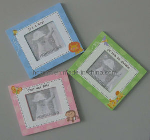 MDF Magnetic Photo Frame for Baby (620506) pictures & photos