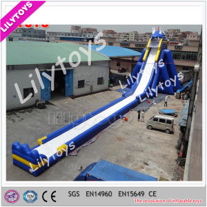 Outdoor Playground Giant Inflatable Hippo Water Slide for Adult
