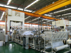 Fortune Automatic Automobile Interior Carpet & Roof Production Line