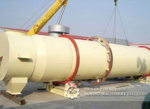 Energy-Saving Type Rotary Dryer for Cement pictures & photos