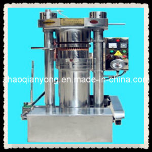 2014 Best Selling Olive Hydraulic Oil Press Machine (6Y-220 320) pictures & photos