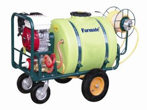 Trolley gasoline engine power sprayer TF-22/168F-200 pictures & photos