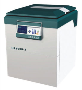 High Speed Refrigerated Centrifuge (H2500R-2)