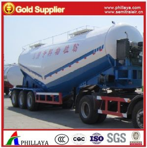 Bulk Cement Tanker for Bulk Flour Powder Transport pictures & photos