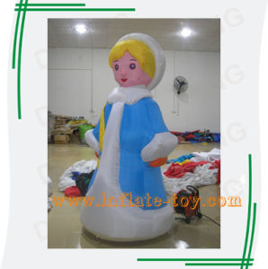 Inflatable Snow Girl (DB-41)