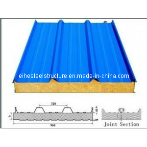 Insulation Sandwich Panel with ISO Certificate pictures & photos