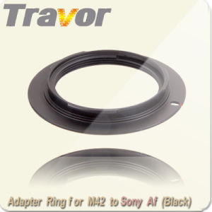 Adapter Ring for M42 to Sony AF Camera (Black)