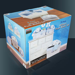 Courrgated Househould Packaging Box