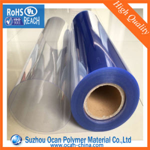 China Supplier Rigid PVC Transparent Sheet/PVC Roll/PVC Film for Vacuum Forming pictures & photos