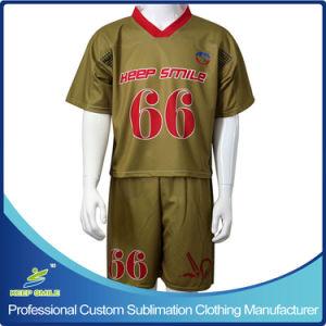 Custom Full Sublimation Men′s Lacrosse Uniforms pictures & photos