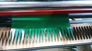 China -Conveyor Belt Finger Punching Machine for Belt Splicing Services pictures & photos