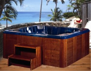 SPA Pool Whirlpool SPA Massage Bathtub pictures & photos
