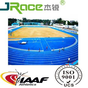 Cheap Rubber Tracks, Rubber Athletic Track pictures & photos