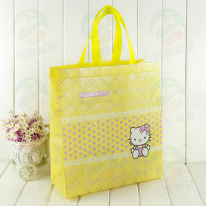 Non Woven Bag with Customised Design Promitional Packing (MYC-074) pictures & photos