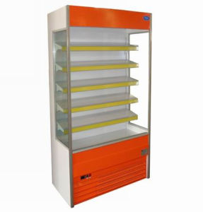 High Cooling Vertical Display Refrigerator for Supermarket pictures & photos