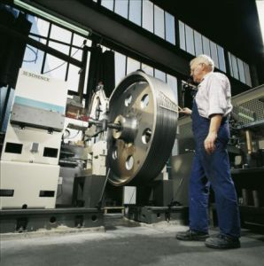 Schenck Hm4-20b/Tl Balancing Machines, Specially for Turbocharger and Other Rotors